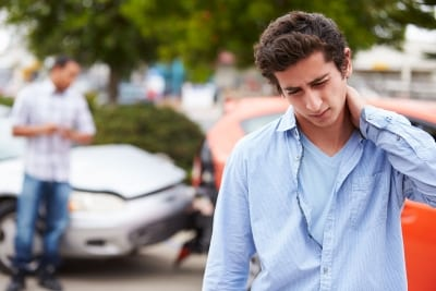 Pain Management for injuries associated with vehicle accidents
