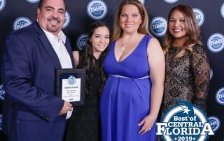 Novus Spine & Pain Center is recognized as Best of Central Florida Vascular Vein Clinic for 2019
