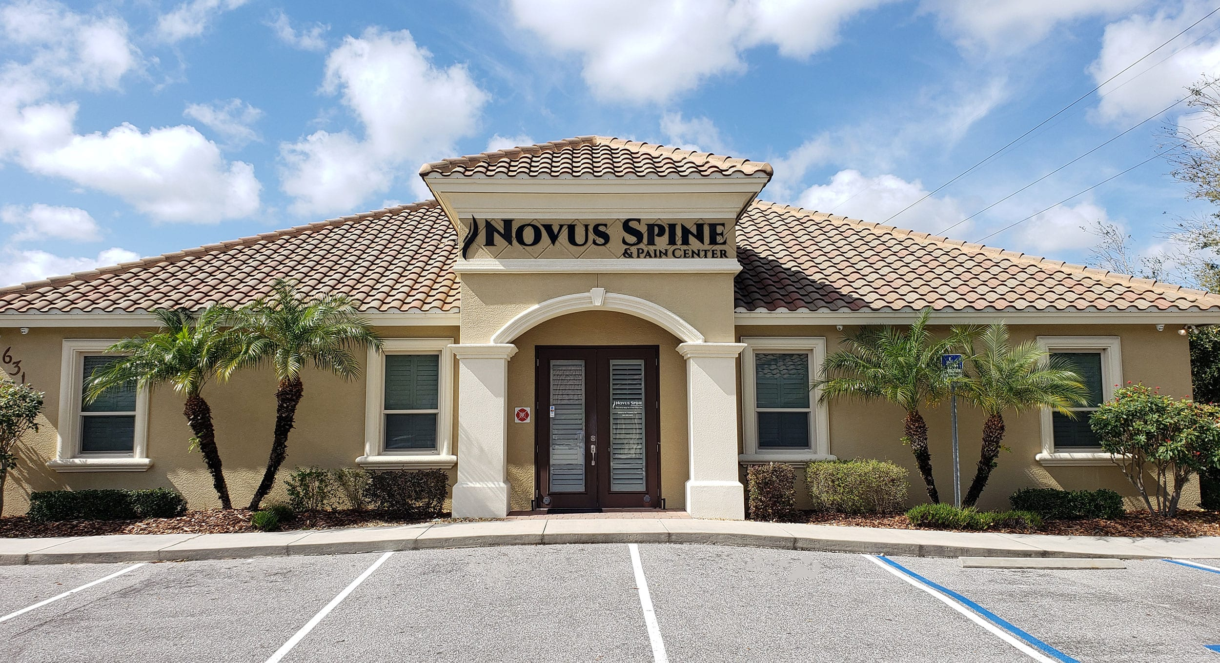 Novus Spine & Pain Center exterior
