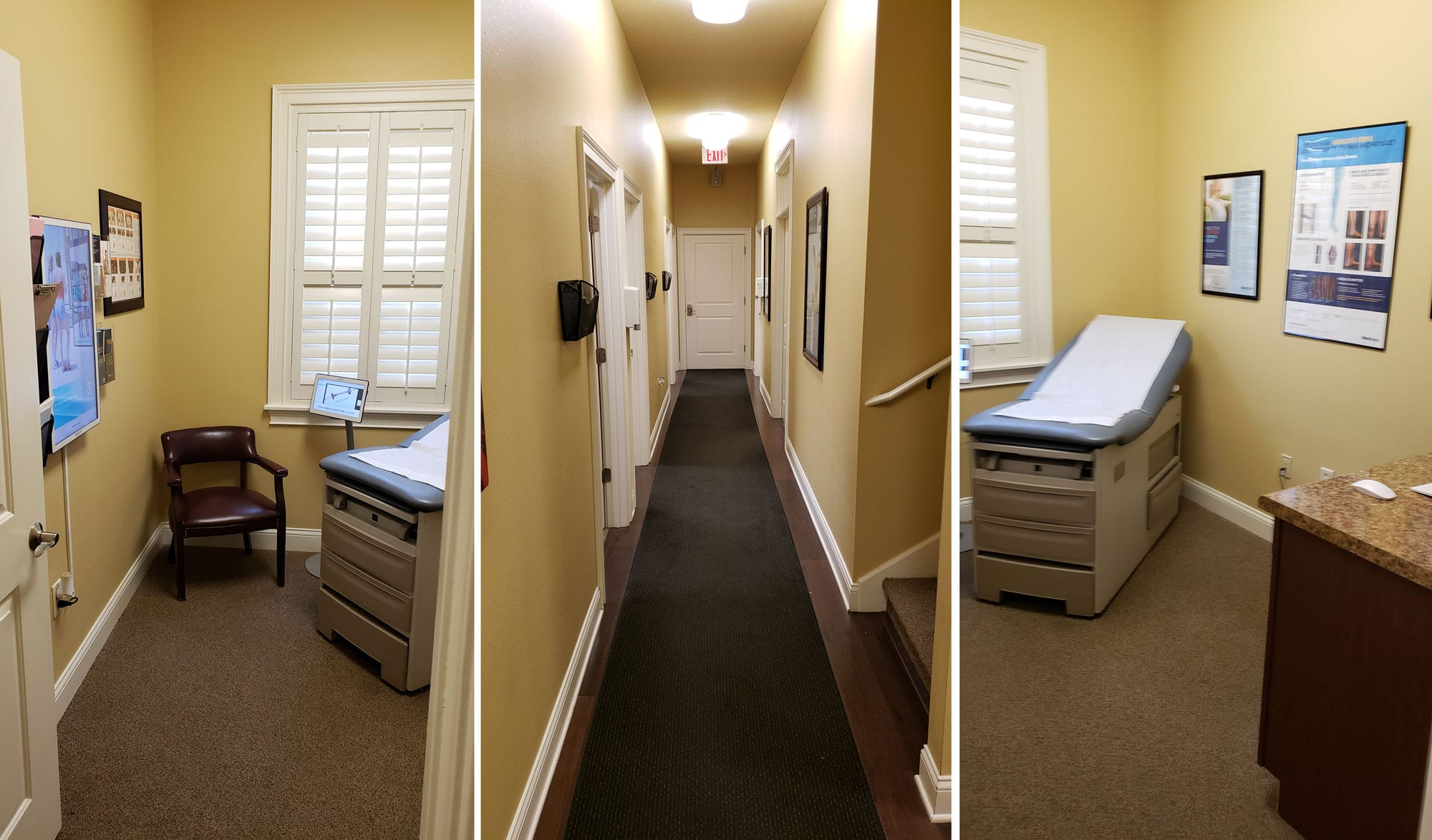 Novus Spine & Pain Center interior