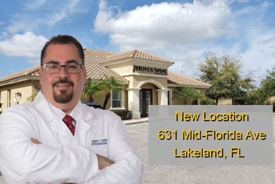New Location for Novus Spine & Pain Center in Lakeland Florida